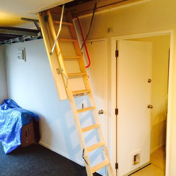 attic ladder nz