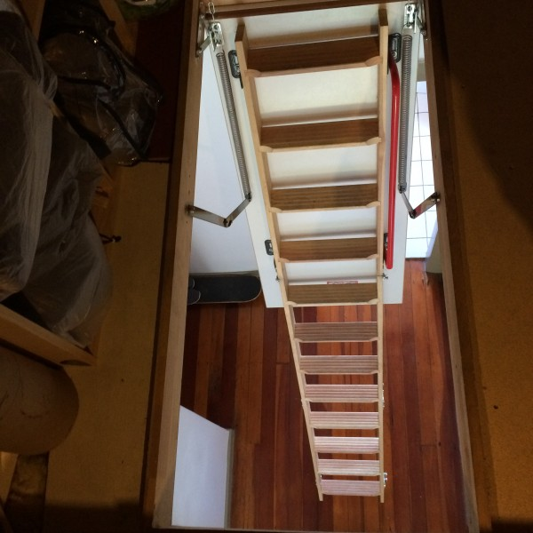 attic stairs nz
